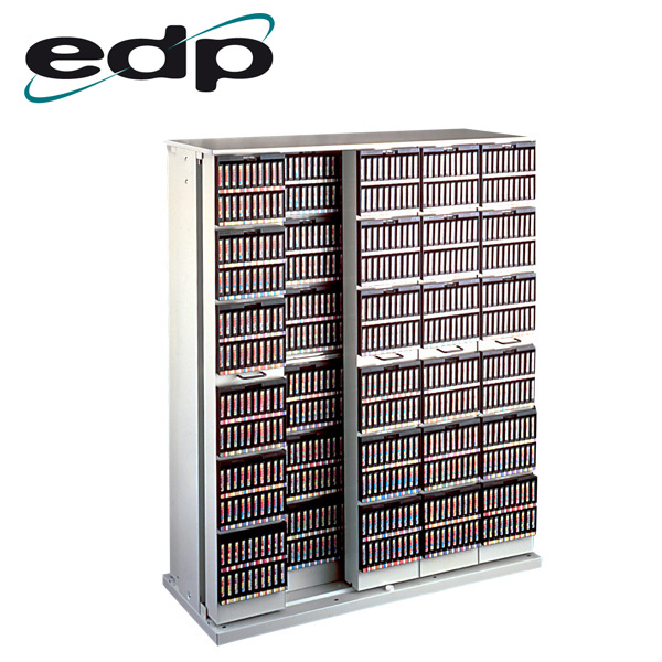 EDP Quad Rac Media Storage Rack
