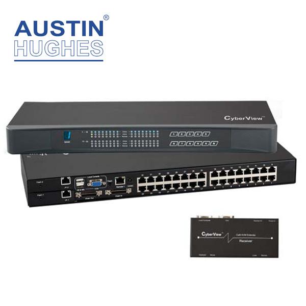 Austin Hughes Matrix CAT6 IP KVM Switch