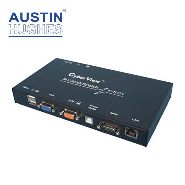 Austin Hughes IP-S101 IP Combo KVM Extender