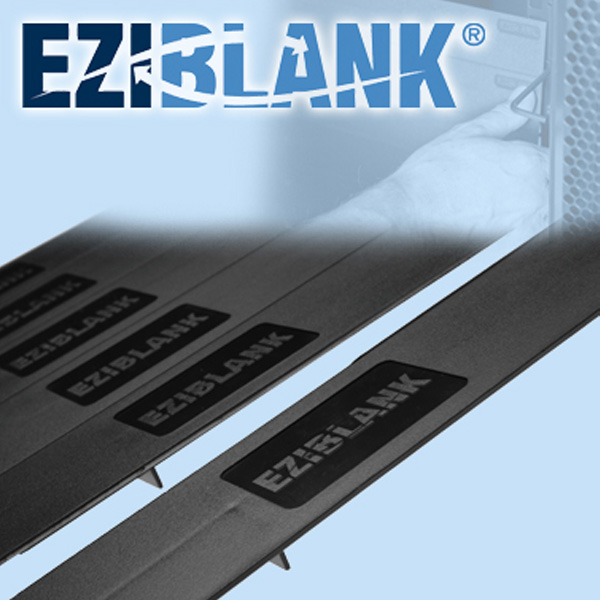 EZIBlank 6U Blanking Panels