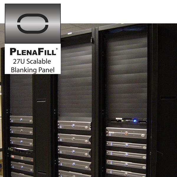 PlenaFill 27U Blanking Panels
