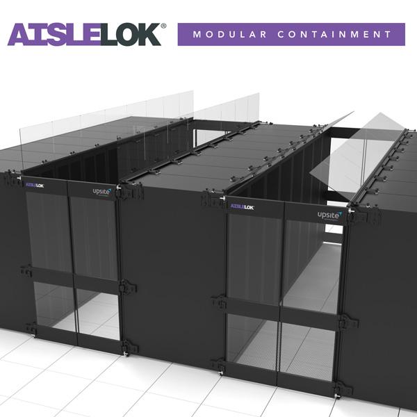 Modular Aisle Containment