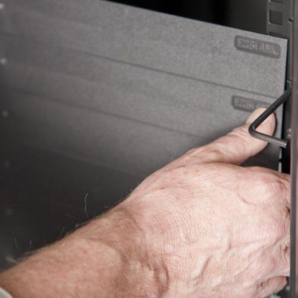 Blanking Panels & Rack Airflow