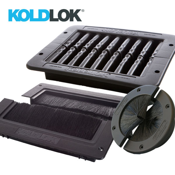 KoldLok Raised Floor Grommets