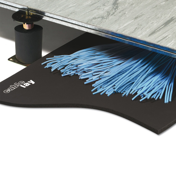 CableLay Directly on the Floor