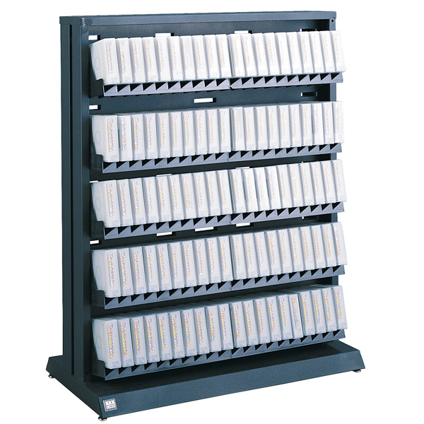 EDP Single Sided Stretch Base Multi-media Rack