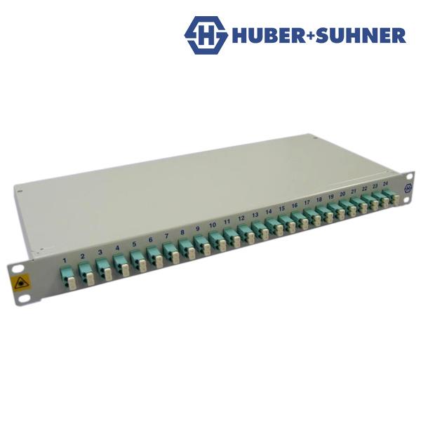 Huber+Suhner Fibre Patch Panel