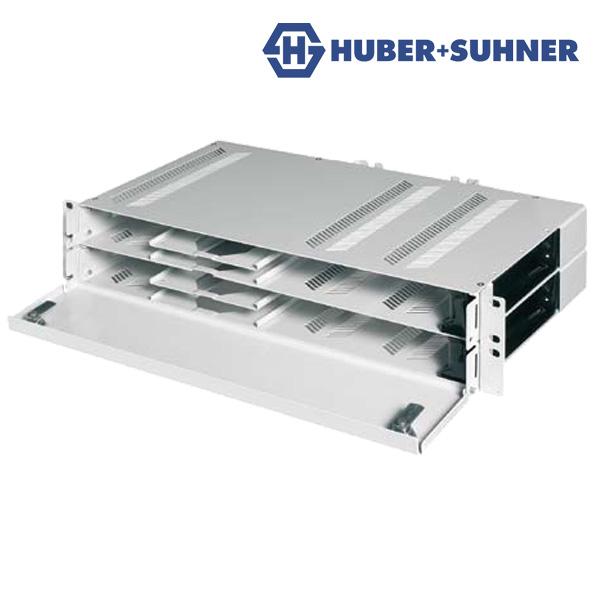 Huber+Suhner Fibre Optic Optimised Distribution Unit (ODU)
