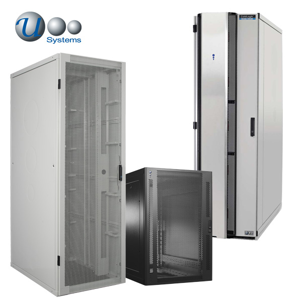 "USystems 19"" Server Cabinets"