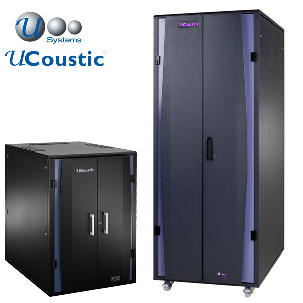 Usystems Ucoustic Soundproof Cabinets