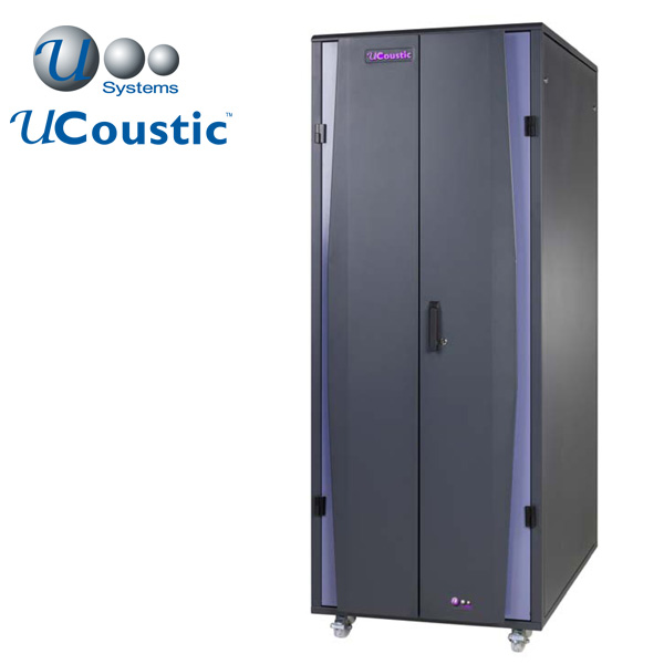 Usystems Ucoustics Soundproof Racks