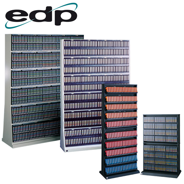 EDP Media Tape Storage