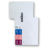 Expand-A-Tab Strip Labels Add Colour Coding To Expanding Wallets