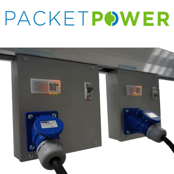 Packet Power Busway Power Monitoring