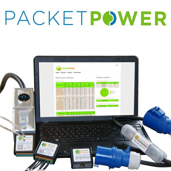 Packet Power - Power and Environmental Monitoring