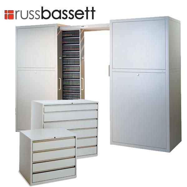 Russ Bassett Media Storage