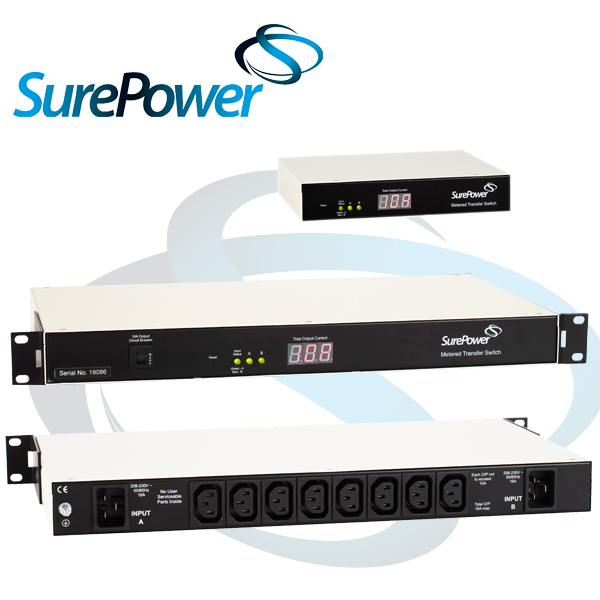 SurePower Metered Automatic Transfer Switch