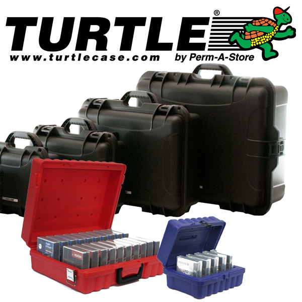 Turtle - Tape Transit Cases