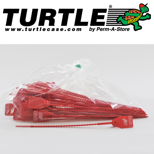 77-TC-SEAL - Pack of 50 Turtle Case Security Seals