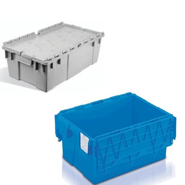 Media Tape Storage Crates