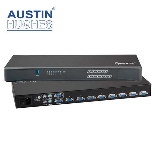 Austin Hughes PS/2 DB15 KVM Switch
