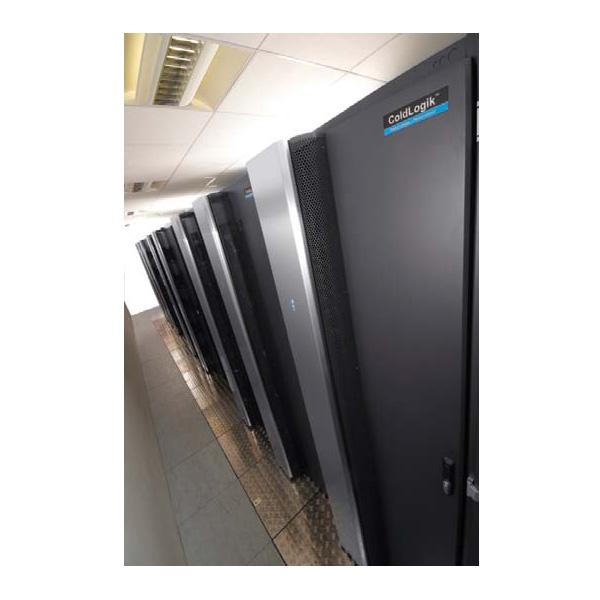 ColdLogik Installed In Data Centre
