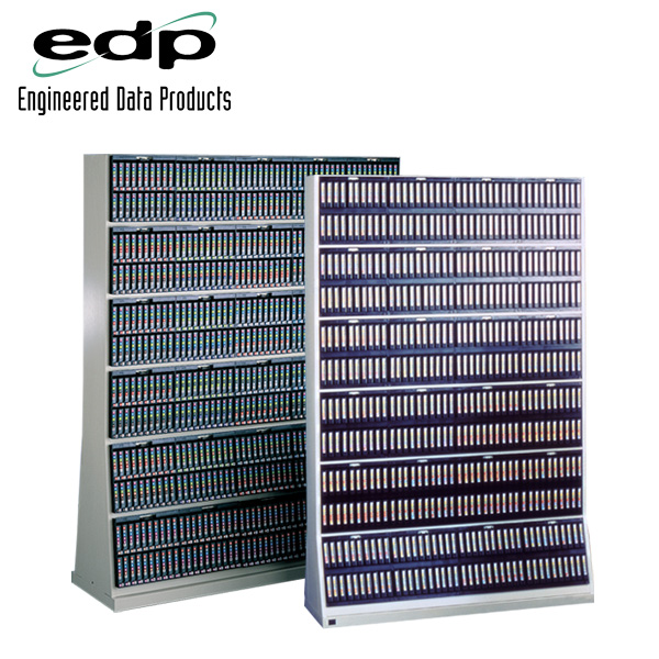 EDP Maximiser Media Storage Racks