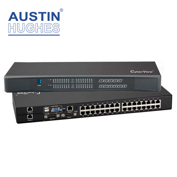 Austin Hughes Matrix CAT6 KVM Switch