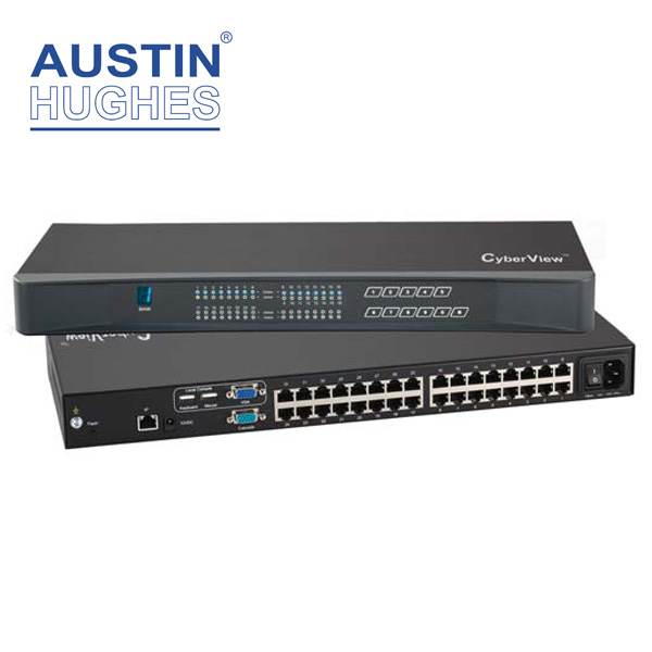 Austin Hughes Combo CAT6 IP KVM Switch
