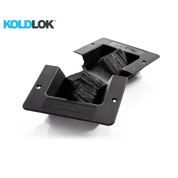 KoldLok Mini Split Raised Floor Grommet