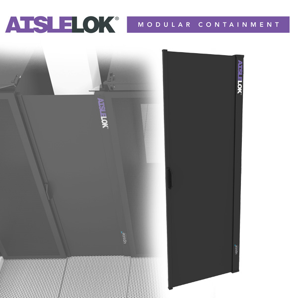 AisleLok Modular Containment - Adjustable Rack Gap Panel