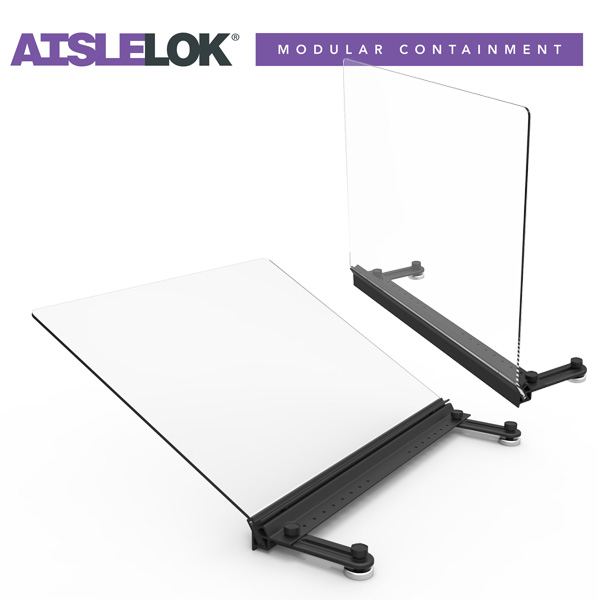 AisleLok Modular Containment Rack Top Air Baffles