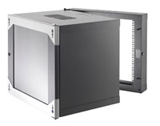 6250 Series wall mount server rack - a two part wall box
