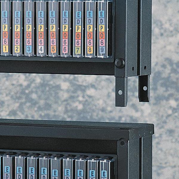 EDP Multi-media Racks can be expanded via a expansion rack