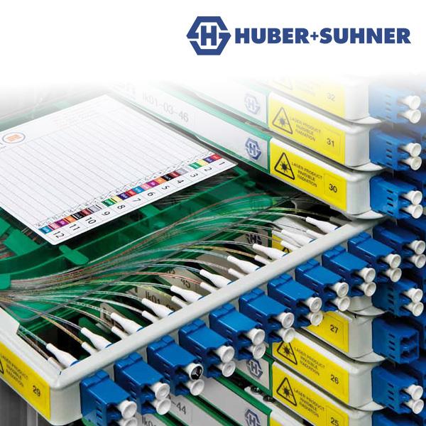 Huber+Suhner Fibre Trays