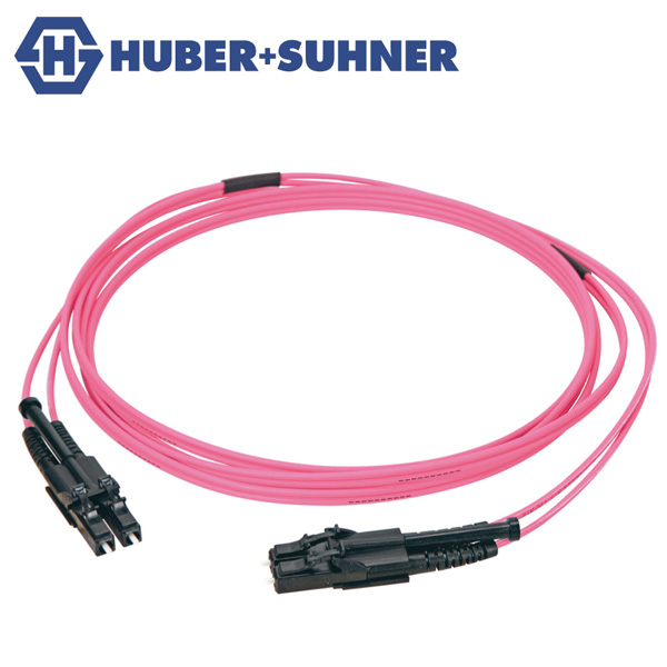 Huber+Suhner Fibre Optic Patch Cords
