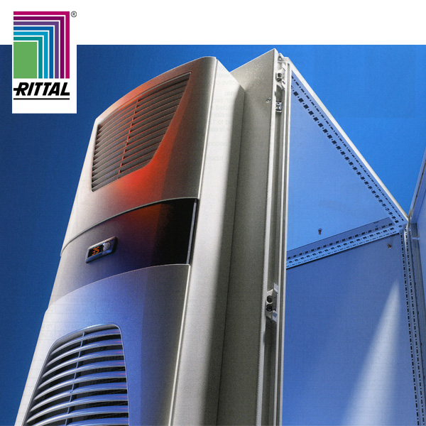 Rittal TopTherm IP55 19in Enclosure