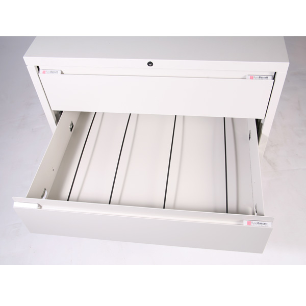 Russ Bassett ProMedia Cabinet with Drawer Dividers
