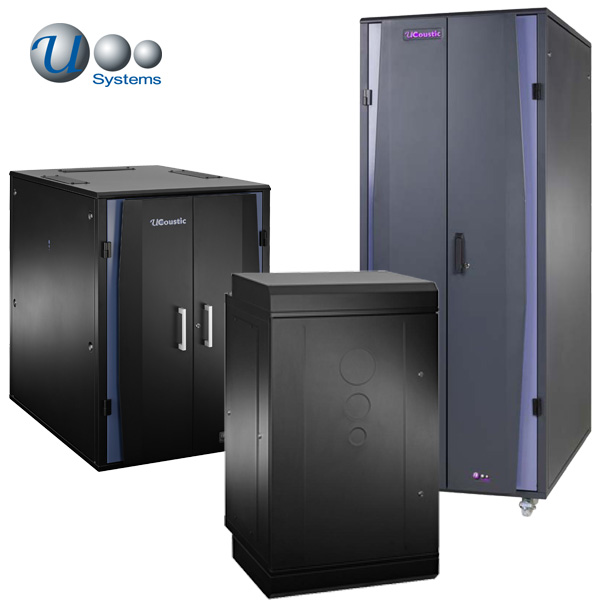 "19"" Soundproof Cabinets"