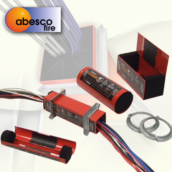 Abesco Fire Clamp Cable Transits