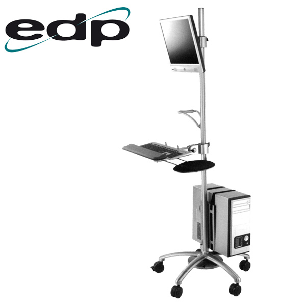 EDP Computer Crash Cart
