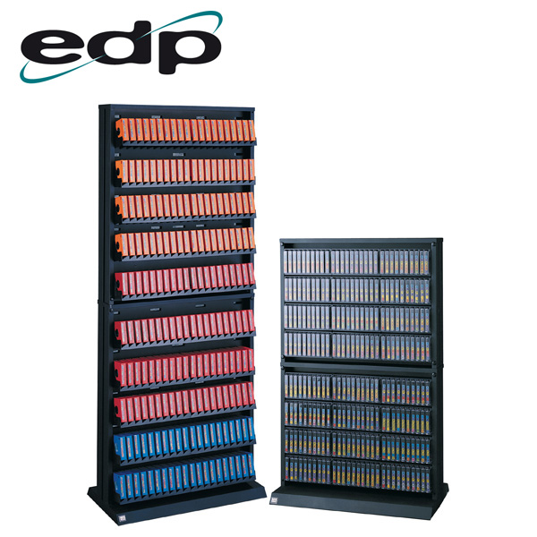 EDP Multi-media Storage Racks