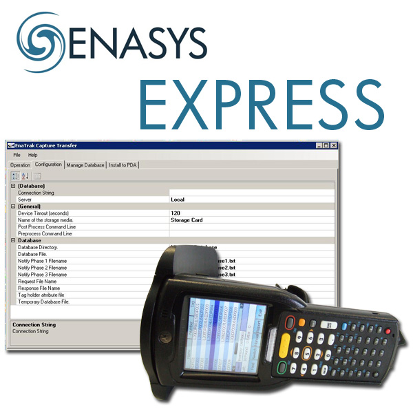 EnaSys Express RFID Inventory Tracking System