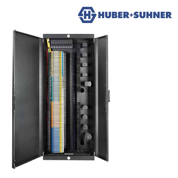Huber+Suhner Fibre Optic Optical Distribution Frames (ODF)