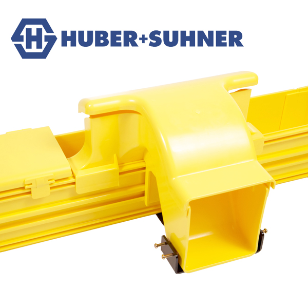 Huber+Suhner LiSA Fibre Containment Raceway