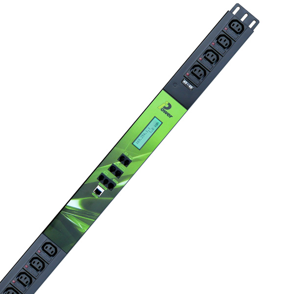 iPower available in a vertical PDU format