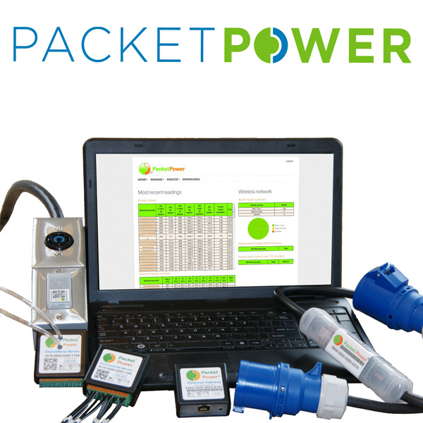 PacketPower Power Monitoring Solutions