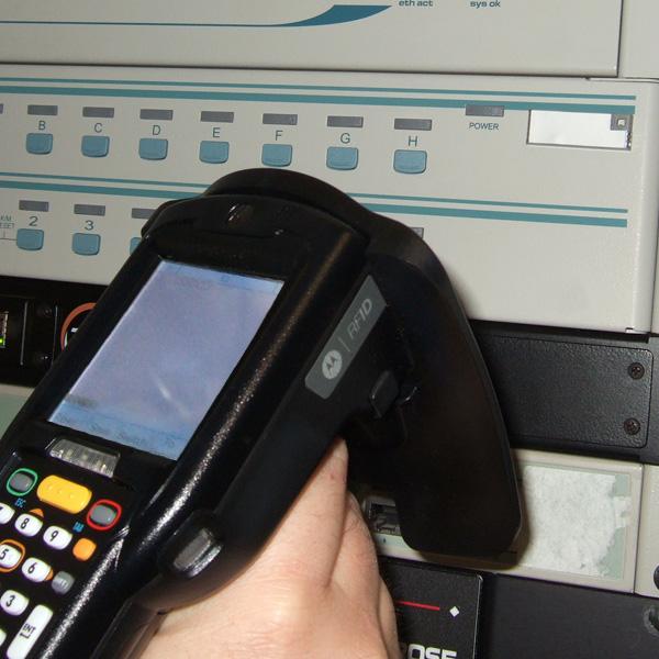 Passive RFID Asset Tracking