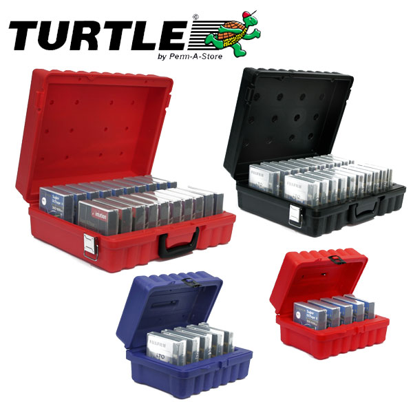 Turtle Case Media Transit Cases