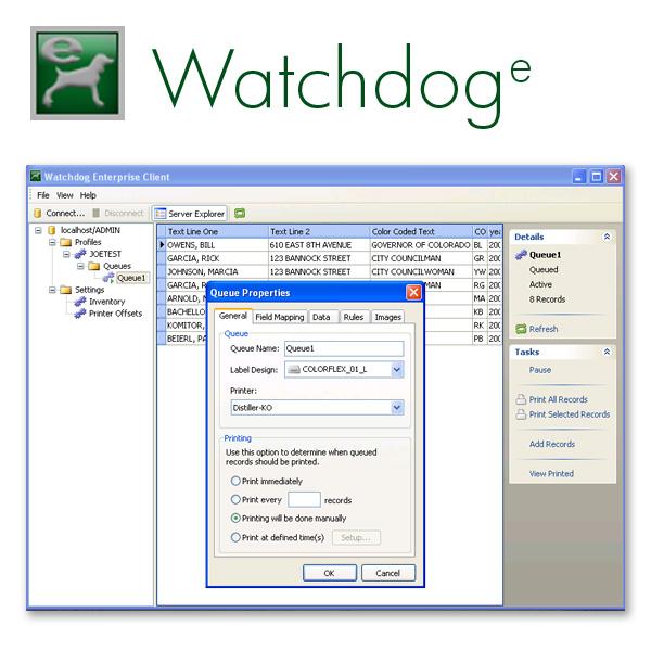 Watchdog Enterprise Data Polling Software